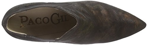 Paco Gil P2795, Bottes femme Or - Gold (Multi Bronze)
