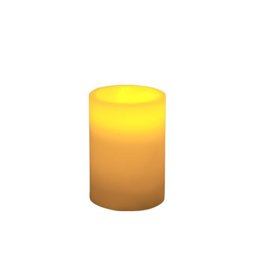 Skylantern Original 2460 - Vela tipo cirio LED (7 x 10 cm)