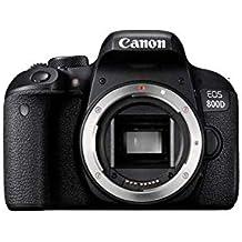 Canon EOS 800D Digital SLR Camera Body - Black