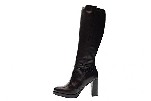 NERO GIARDINI Scarpe Donna Stivali con Il Tacco A719810D/100 Nero Nero