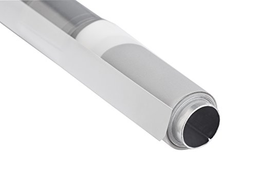 Duschrollo grau, weiß, schwarz (Quadro) 100×240 cm - 7