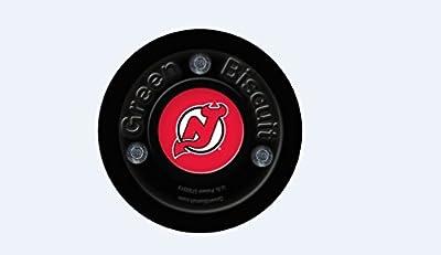 Nuevas off-ice Verde de entrenamiento para galletas Original–New Jersey Devils 2015