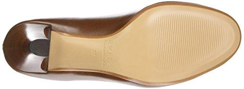 Evita Shoes Maria, Escarpins femme Braun (Cognac 26)