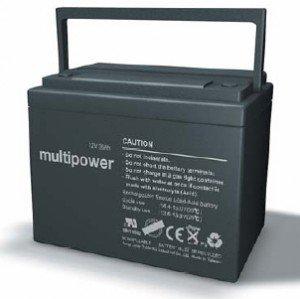 Multipower > batteria al piombo gel MP3612°C ciclo