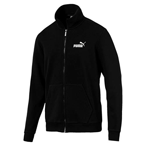 PUMA Herren ESS Track Jacket TR Jacke, Black, XL
