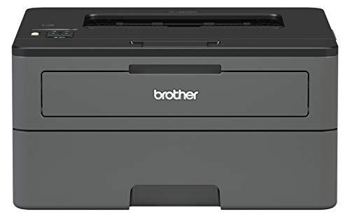 ompakter S/W-Laserdrucker (34 Seiten., A4, echte 1.200x1.200 dpi, Duplexdruck, 250 Blatt Papierkassette, USB 2.0, WLAN, LAN) ()