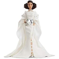 31o4iHJRK5L. AC UL250 SR250,250  - Star Wars avec Barbie en Darth Vader, Leia et R2-D2