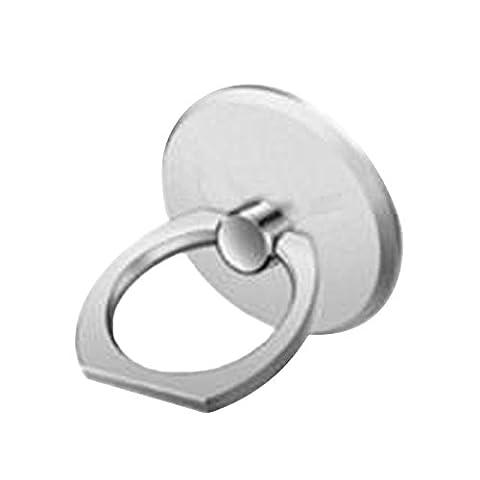 Pinzhi Runde Form 360 ° Ring Halter Standfinger Halterung für Alle Handys Ins ipad