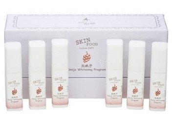 Skin Food – Nouvelle Crème d'Eclaircissement à l'Omija pour le Visage - Nouvelle crème pour le visage