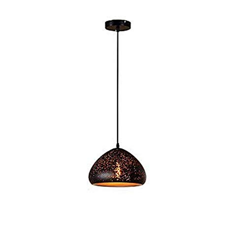 Vintage Kronleuchter Pendelleuchte Umgebungslicht Galvani Metall Kreative Hohl Schmiedeeisen Kronleuchter Warmweiß