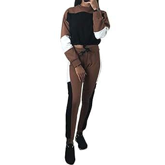 c117b4c0a3b55 Image indisponible. Image non disponible pour la couleur : Survêtements  pour Femmes Sweats à Capuche ...