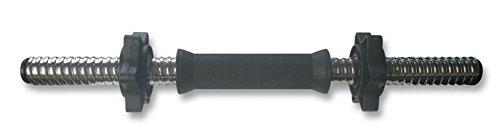 Preisvergleich Produktbild ROVERA Fitness Kulturen Paar Stangen für Hanteln,  Chrom,  Einheitsgröße