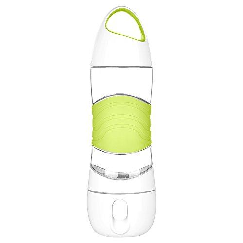 Preisvergleich Produktbild Smart Flasche intelligente Smart Tasse Licht Camping Licht Wasser Meter Outdoor bringhten