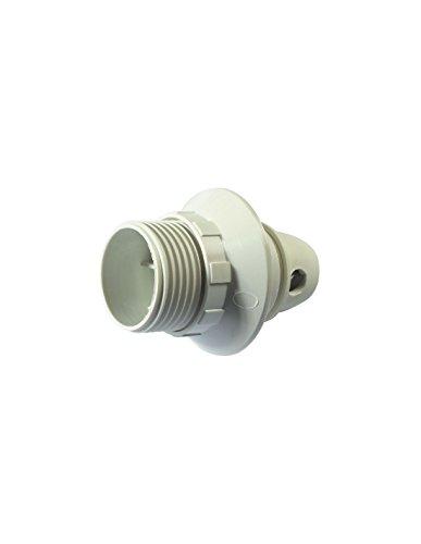 Legrand LEG91123 Douille polyamide Blanc pour Ampoule à vis E14