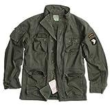 Vintage Airborne Fieldjacket Feldjacke oliv washed S - XXL L