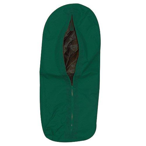 Intrepid International Zaumzeug Tasche wasserdichte mit gestepptem Futter, unisex, 1622GNWT, hunter green