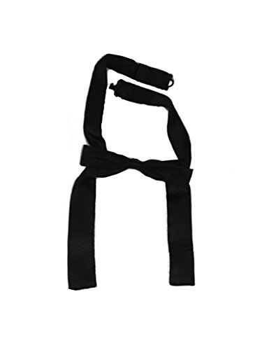 Westernschleife Schleife Westernkrawatte Old Style Tie schwarz