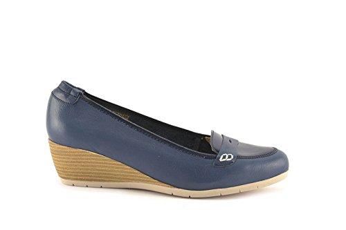 CONBUENPIE  101,  Damen Schuhe Marineblau