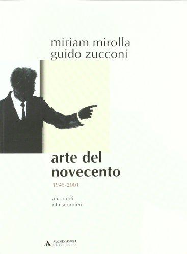 Arte del Novecento. 1900-2001
