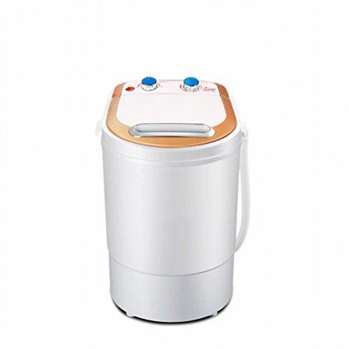 GCCI Kinder Mini Mini-waschmaschine Kleine Baby Halbautomatischen Einzigen Fass Rohr Haushalt,B