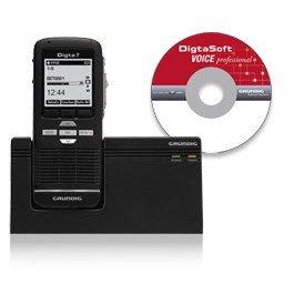 DigtaSoft Voice professional Mobile Set (SDM7031-72), Spracherkennung, digitales Diktiergerät und Diktiersoftware