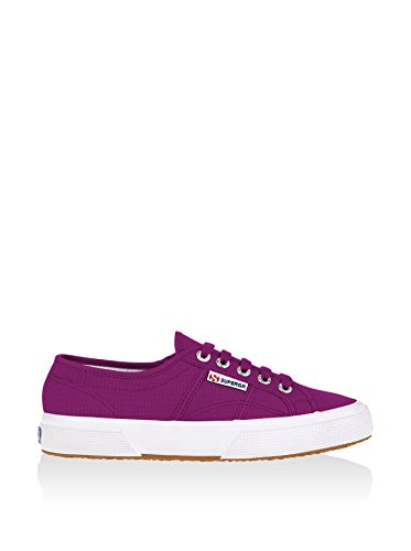 Superga 2750- Cotu Classic, Low-top mixte adulte Violet - Violet Dahlia