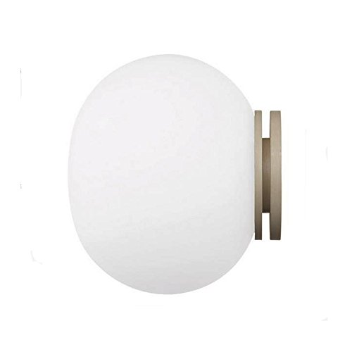 Kommentare. Flos Mini Glo Ball Lampe G9, 20 W, Blanc