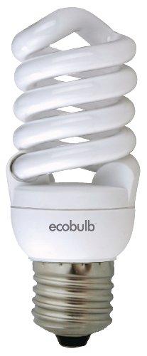 Ecobulb 4491502 Energiesparlampe 15 W E27 220-240 V warmweiß