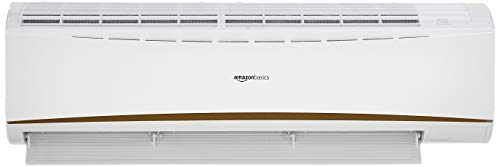 AmazonBasics 1.5 Ton 3 Star 2019 Split AC (Copper, White)