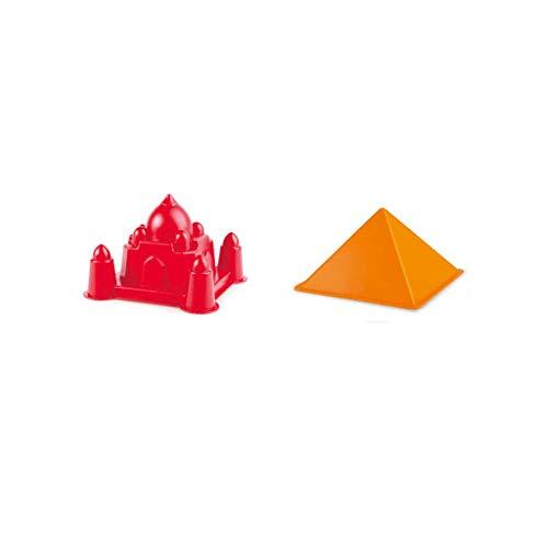 Pirámide Torre Juguetes Maya Eiffel Playa Para Romano Modelo Pyramid Gran De Juguete Liufs egyptian Teatro NiñoscolorTaj Mahal CrdxeBo