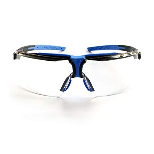 Schutzbrille, Laborschutzbrille, Winddichter Außenspiegel Im Freien, Schutzbrille, Spritzwassergeschützte, Staubdichte Schutzbrille (Außenspiegel Hardware)