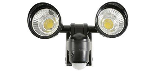 lyyt Foco LED con Sensor de Movimiento Doble Alimentado por batería