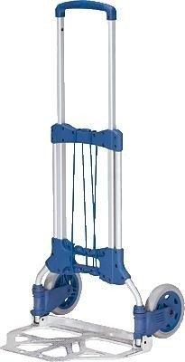 Fetra 1732 Diable charge maximale 125 kg, poids 5,2 kg, 109 x 48,8 x 50 cm (Bleu)