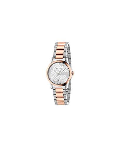 Damen armbanduhr - Gucci YA126528