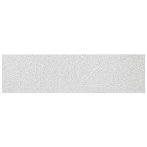 Black Diamond Skateboard Griptape Solid Color Clear 9