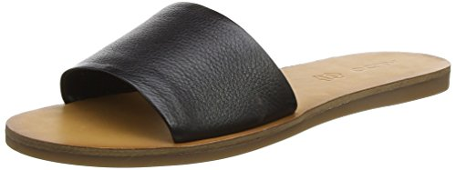 Aldo Women's Brittny Open Toe Sandals, Black (97 Black Leather), 4.5 UK