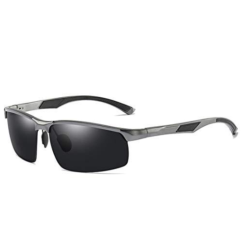 Jsfnngdv Sport polarisierte Outdoor-Brille Fahrradbekleidung für Männer, Frauen, Sonnenbrillen (Color : F)