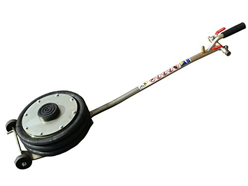1x hidráulico neumático mesa 4,5T/Carro Hub Heber/EU Fabricación//3neumática de aire Impresión anillos/lufkissen/EU–Declaración/Certificado/conformidad telescópico Amortiguador/Goma Scheibe/
