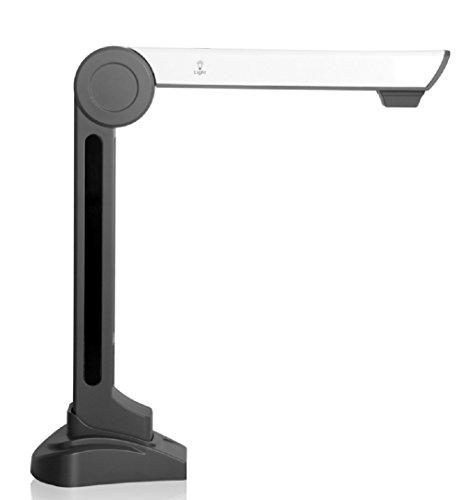 Seesii USB Overhead Dokument kamera Buch Scanner, mit LED-Leuchten, tragbare HD 2592X1944 OCR High...