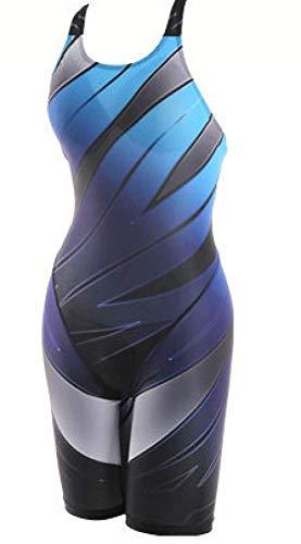 YIYIYA Racing Siamese professionellen Badeanzug sexy hochelastischen Engen, konservativen Badeanzug M Code