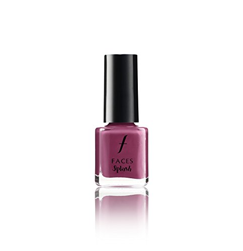 Faces Splash Nail Enamel, Cherry Blast 50, 8ml
