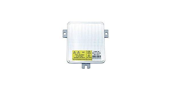 NFSpeeding Xenon Ballast HID Scheinwerfer Steuerger/ät Vorschaltsteuerger/ät W3T13271 6948180 63126948180 E90 E91 3 Series