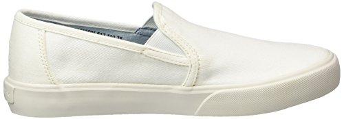 Marc O'Polo Damen Sneaker Sneakers Weiß (offwhite 110)