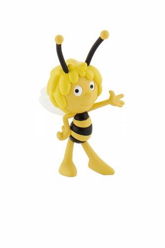 Bullyland 43457 - Spielfigur, Biene Maja stehend, ca. 6 cm