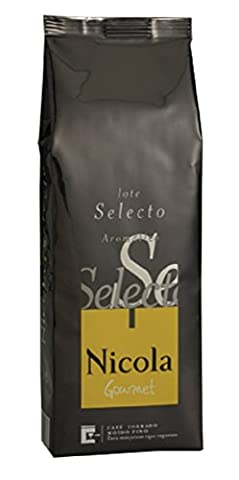 Delicious Portuguese Gourmet Ground Coffee - Nicola Select (3x250g)