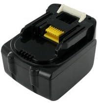 Batteria Batteria Batteria per MAKITA BTD134RFE, 14.4V, 3000mAh, Li-ion | Aspetto piacevole  | Materiali Di Alta Qualità  | elegante  dfc15a