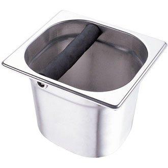 1/6Gastronorm avec barre de frapper d'ustensiles de cuisine en acier inoxydable Knockout Pot Pan