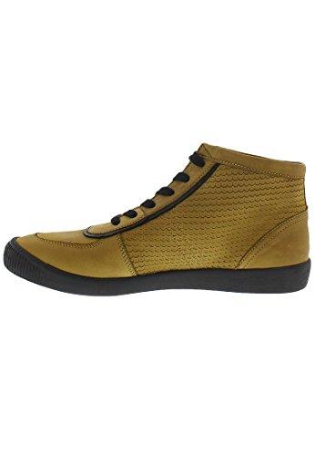 Softinos - Inu343sof, Scarpe da ginnastica Donna Camel/Beige