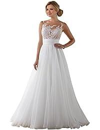 Suchergebnis Auf Amazon De Fur Strand Brautkleider