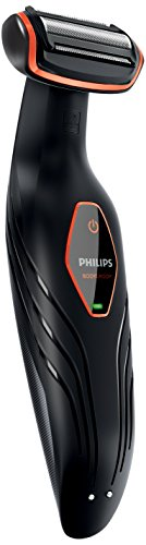 Philips BG2024/15 - Afeitadora corporal sin cable, 1 peine, 3 mm, color...